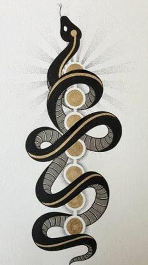 Kundalini, the serpent