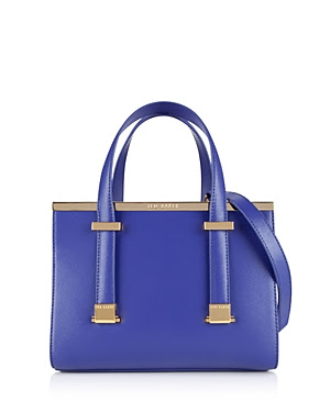 Ted Baker Cristie Crosshatch Satchel