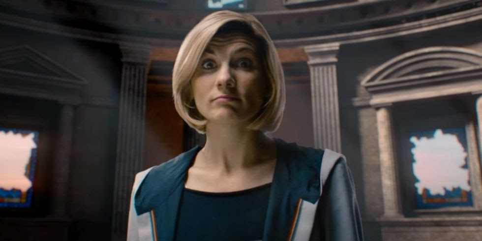Image result for doctor who glass ceiling