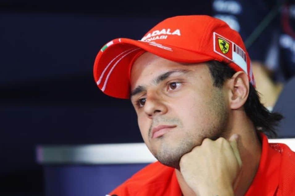 Felipe Massa não vence uma corrida desde 2008