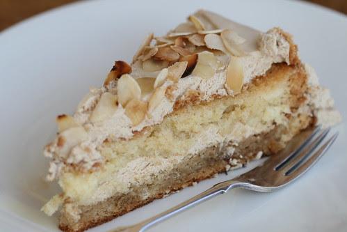 Coffee cake / Kohvitort