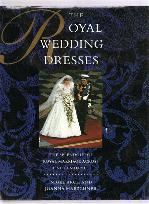 princess diana rare hardcover royal wedding dresses book