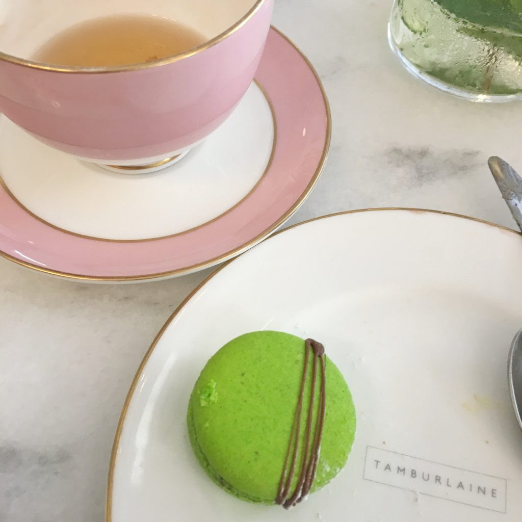 Review: Afternoon Tea At The Tamburlaine, Cambridge