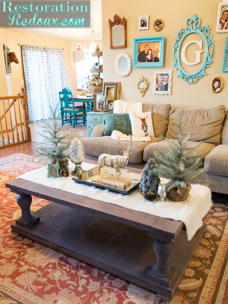 How to Transition From Christmas to Winter Decor - Daily ...