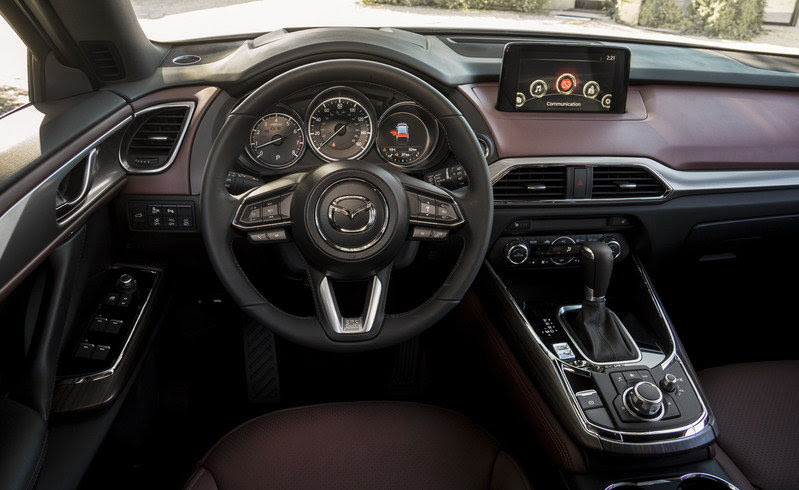 2017 Mazda CX-9 - Picture 656327 | car review @ Top Speed