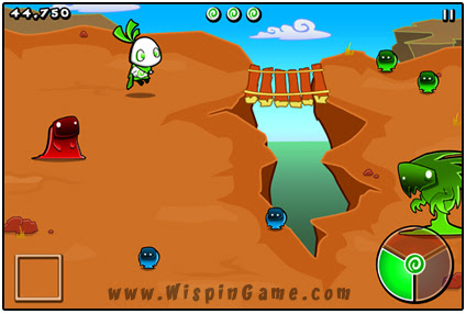Wispin Preview Screenshot 1