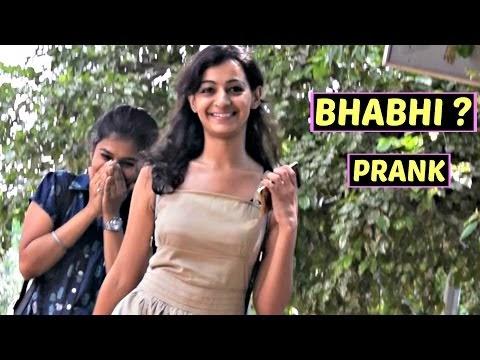 Calling Cute Girls 'BHABHI' Prank | AVRprankTV ft. Rishabh Rai (Pranks i...