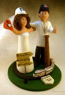wedding cake toppers in new york custom wedding cake toppers boston sox and new york 26513