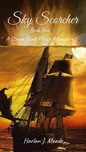 Sky Scorcher by Harlan J. Meade