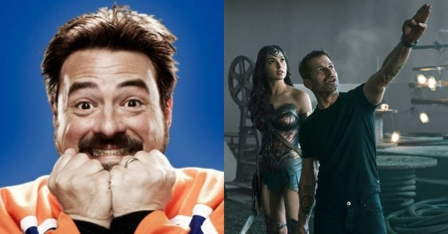 Kevin Smith Justice League Zack Snyder