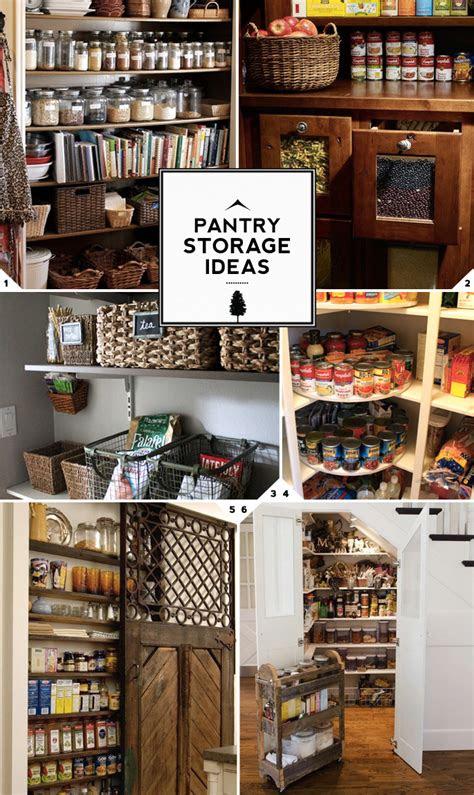 walk  closet   kitchen pantry storage ideas
