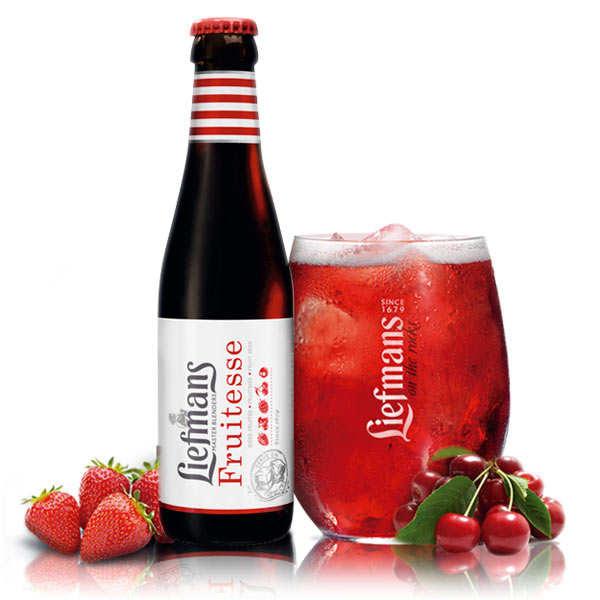 Liefmans Fruitesse birra blog birra artigianale diario birroso