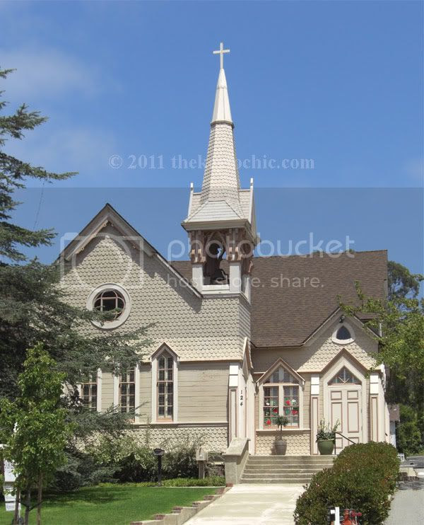Arroyo Grande church