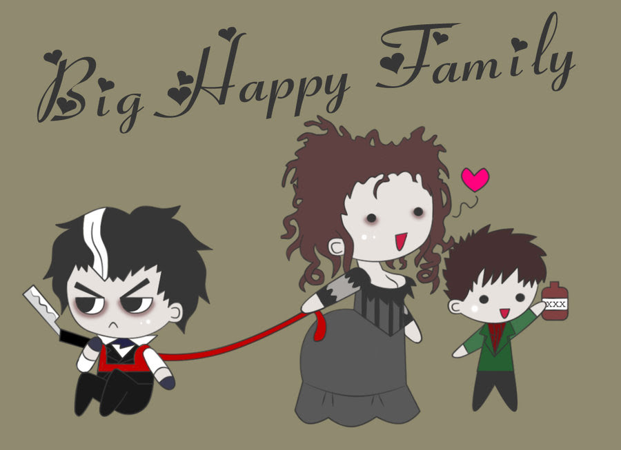 Sweeney Todd Images Big Happy Family Hd Wallpaper And Background