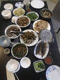 2012 Moon Festival Meal