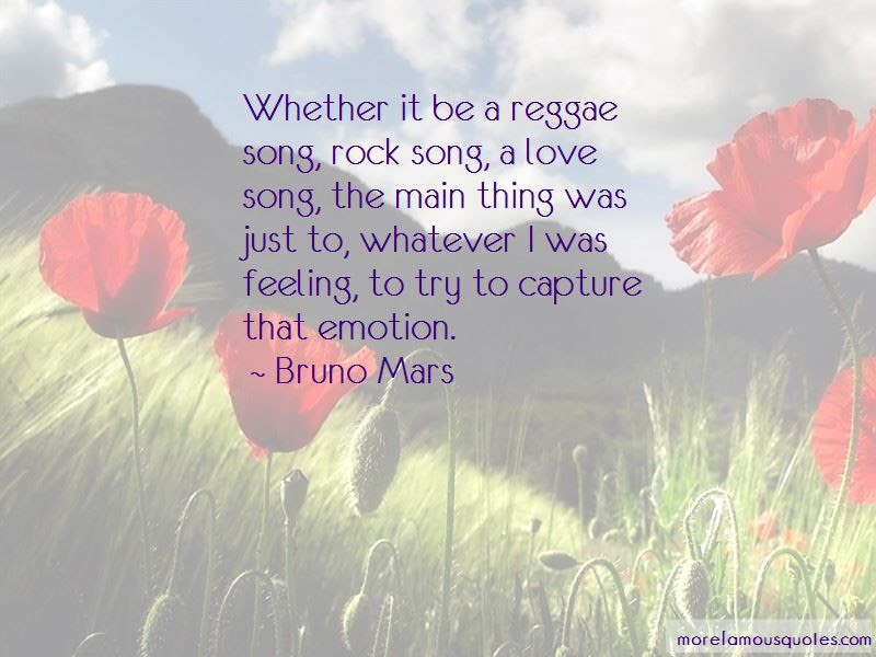 Reggae Love Song Quotes Top 1 Quotes About Reggae Love Song From Famous Authors