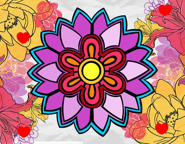 Dibujo De Flores De Primavera Pintado Por Naaray1 En Dibujosnet El