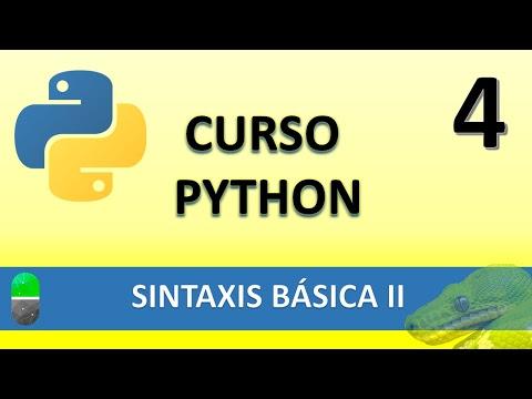 Curso Python 4