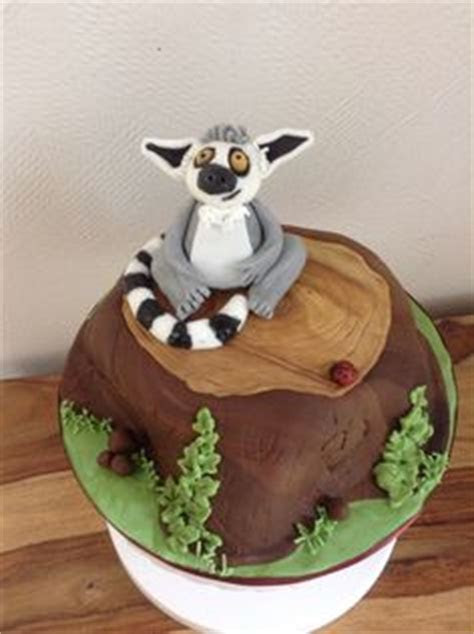 Lemur cake   My cakes   Pinterest   Birthday ideas