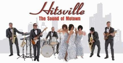 Hitsville Soul & Motown Band Available Through BCM