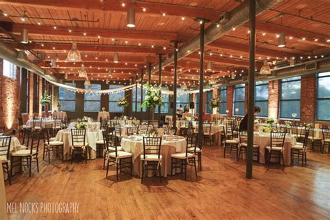 Huguenot Mill and Loft   Greenville, SC Wedding Venue