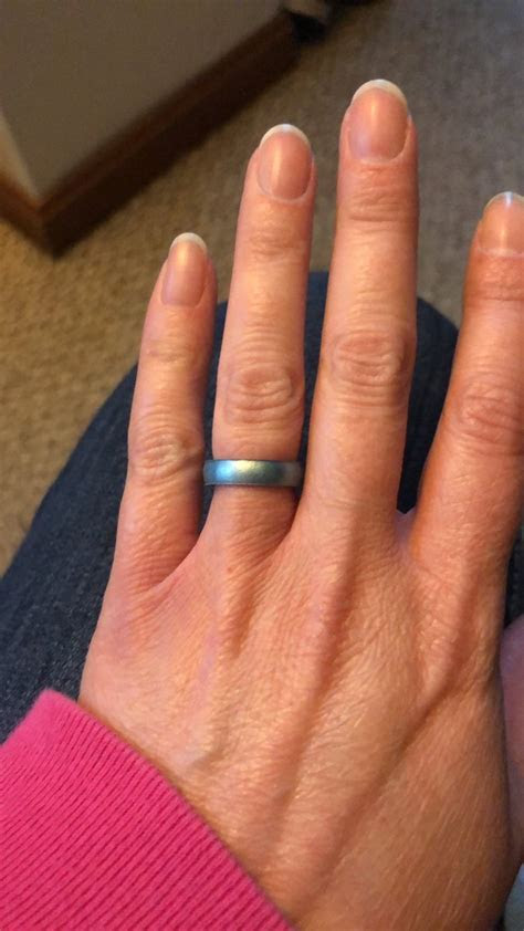 """Amy Deslauriers on Twitter: """"My new Enso silicone ring so"""