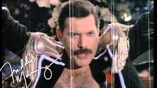 Freddie Mercury Living On My Own 1993 Remix Remastered Youtube