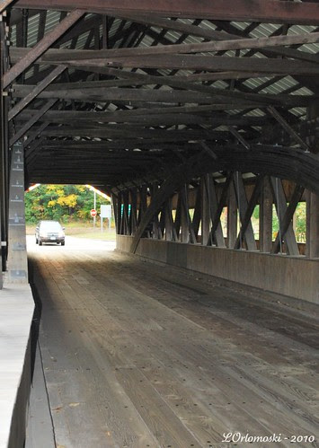 The Jackson Covered Bridge