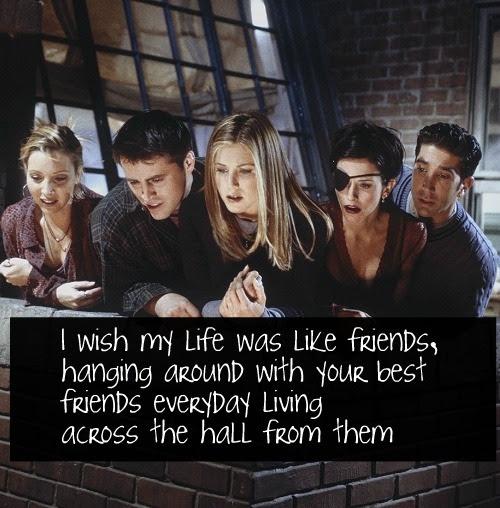 Friends Tv Show Quotes Tumblr