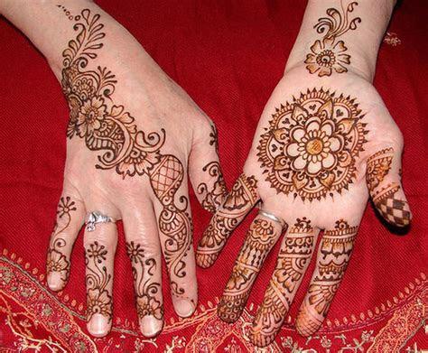 bridal very simple mehndi design 4   Awam PK