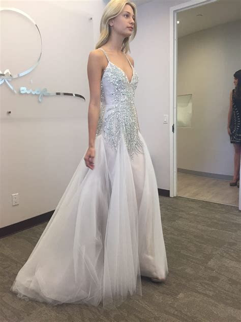 The Comet gown from Hayley Paige 2016! Arriving late 2015