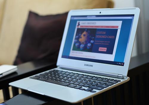 Samsung Chromebook by Cajie, on Flickr