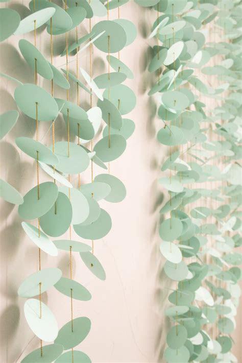 DIY Paper Punch Backdrop   DIY Projects   Diy backdrop