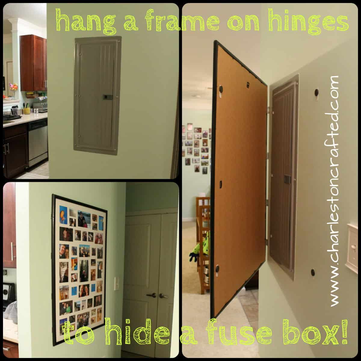 Ways To Cover Fuse Box