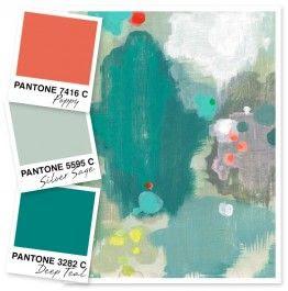 Sarah Hearts - color palettes