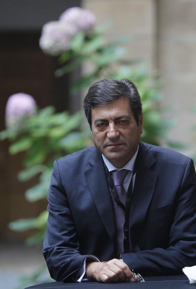 El presidente del Consejo de Administración del OEDT, João Castel-Branco