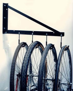 TidyGarage Wall Mounted Bike Rack
