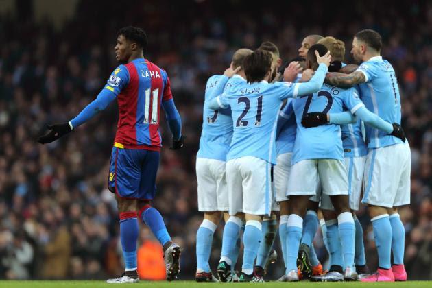 Assistir Crystal Palace x Manchester City AO VIVO Online 31/12/2017