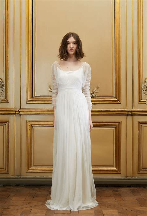 Delphine Manivet   Wedding dress designer Paris : Joshua
