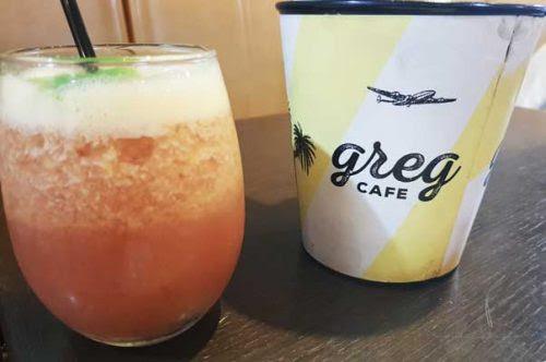 קפה גרג תפריט חדש