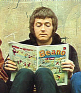 Image result for clapton reading beano