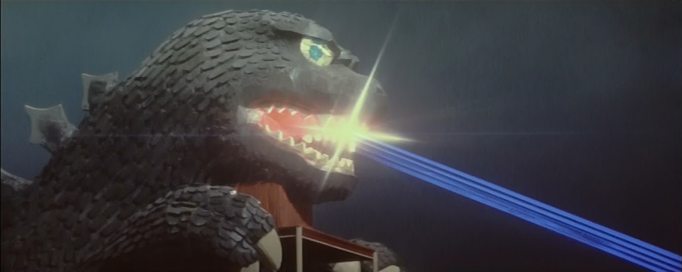 I have laser breath, too!