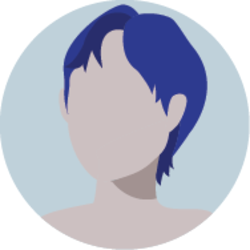 Icon of a faceless man with shaggy short hair (this image is not representative of the actual individual)