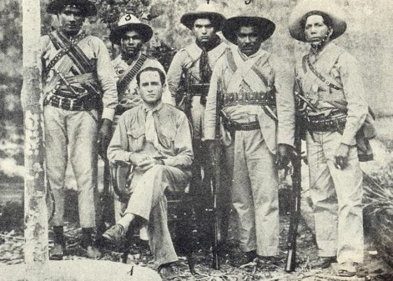 Marcolino Diniz e seus cabras