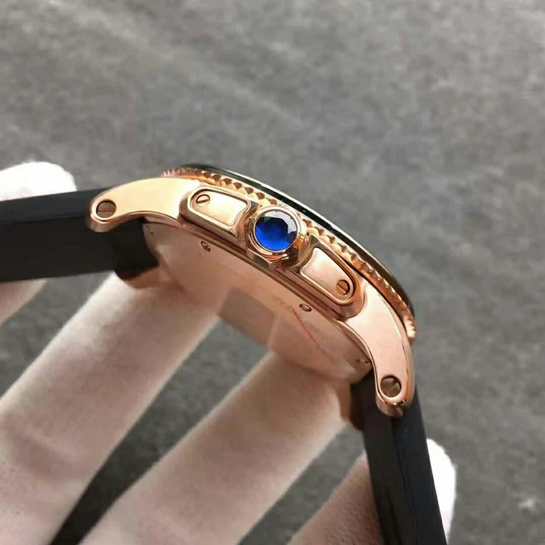 Calibre de Cartier W7100052 Sapphire Crown
