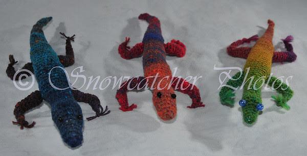 Lizard Peeps