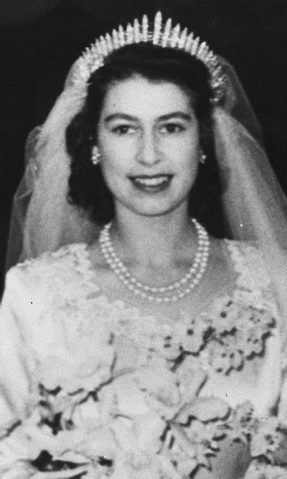 Look back: Queen Elizabeth and Prince Philip's wedding