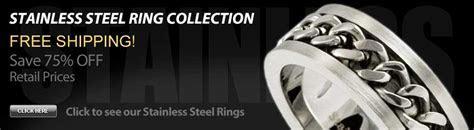 Tungsten Bands   Gold Rings   Titanium   Cobalt Chrome
