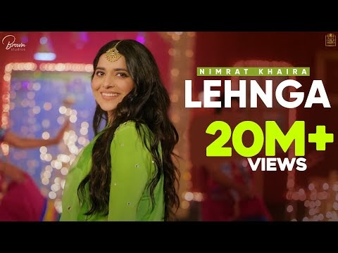 Lehnga Song Lyrics - Nimrat Khaira