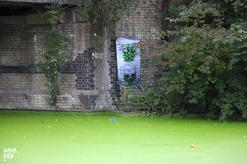 French street artist Ludo hits the streets of London